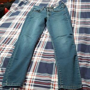 Aeropostle womans high waist jeans size 2 reg